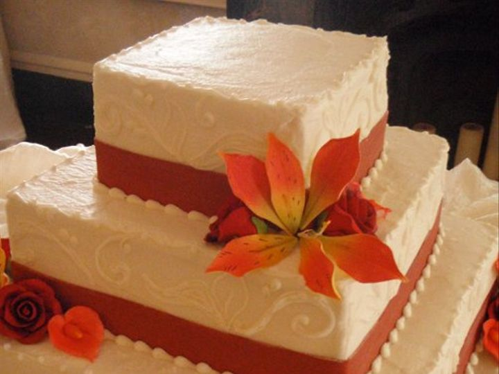 Tmx 1285010759524 P9050091 Nashville wedding cake