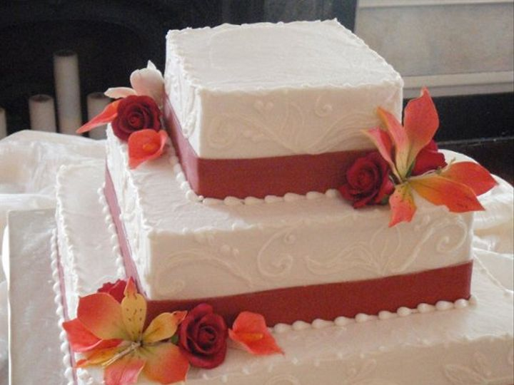 Tmx 1285010770805 P9050094 Nashville wedding cake