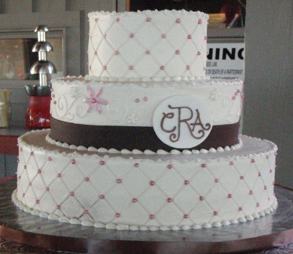 Tmx 1285010772415 P9050095 Nashville wedding cake