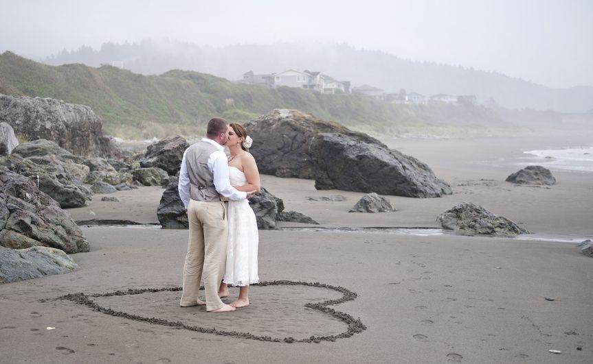 oregon california coast wedding 252e