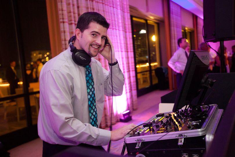 DJ Dave Hodges