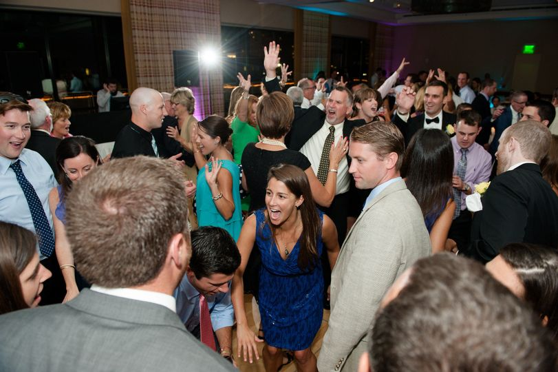 Party| Photo by Deborah Zoe Photography
