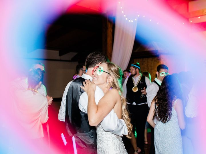 Tmx Ashlieandandrewwedding829 51 24852 1567094052 Broken Arrow, Oklahoma wedding dj