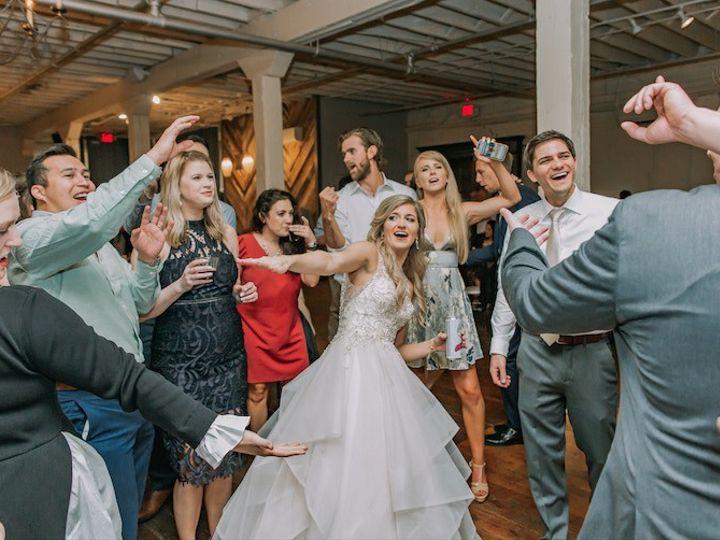 Tmx Smyers Wedding Erica Harris Photography Brik Venue Bride Dance Party 51 24852 1567094062 Broken Arrow, Oklahoma wedding dj