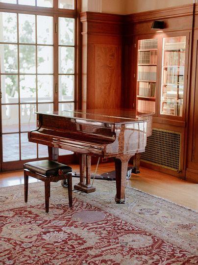 Library Piano