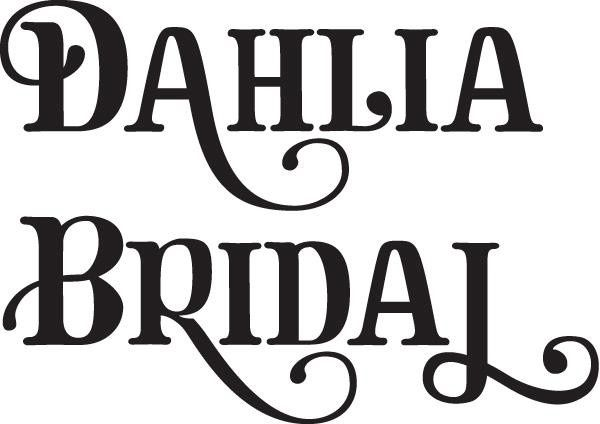 Tmx 1373983002431 Dahlia Bridal Logo Small San Diego wedding dress