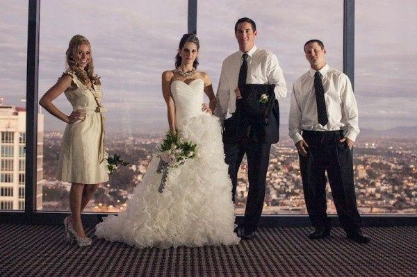 Tmx 1374979767869 Green Gold New Years 052 San Diego wedding dress