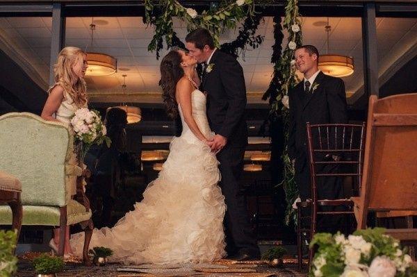 Tmx 1374979790559 Green Gold New Years 074 San Diego wedding dress