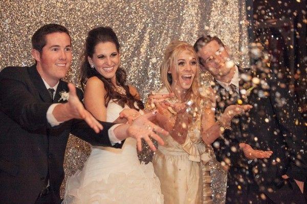 Tmx 1374979807134 Green Gold New Years 108 San Diego wedding dress