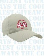 Custom baseball hats are the perfect to showcase your  event. Try our promotional baseball cap...