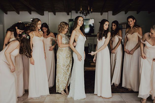 Tmx 1480995341757 05 Palm Spring Casa De Monte Vista Wedding Logan C Los Angeles, CA wedding beauty