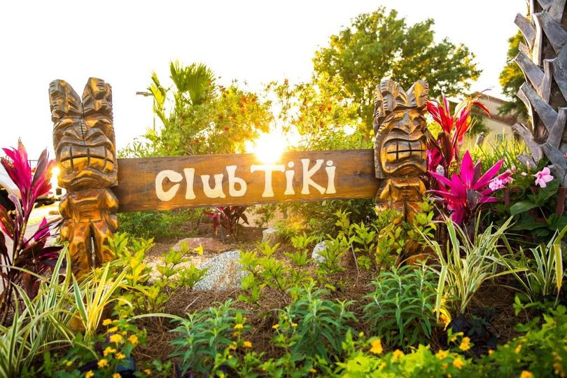 Club Tiki Reception