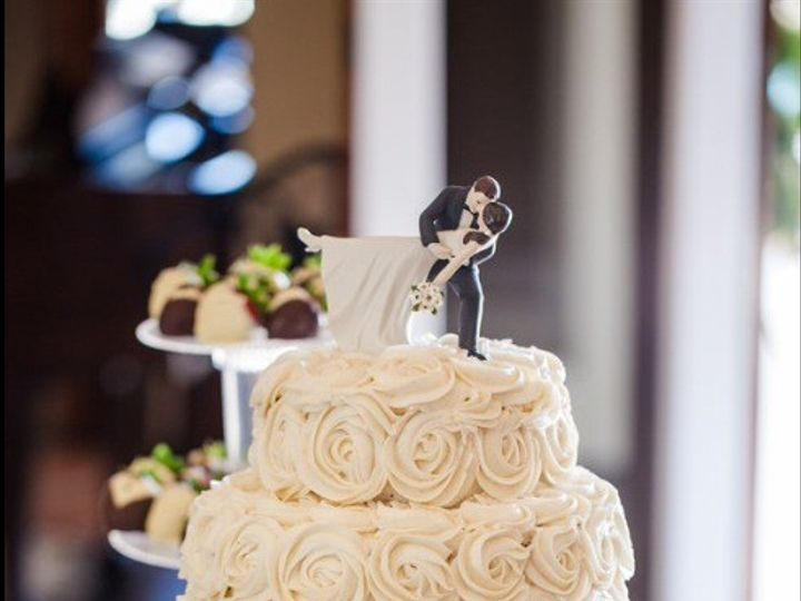 Tmx 1437160589946 165 Santa Barbara, California wedding cake