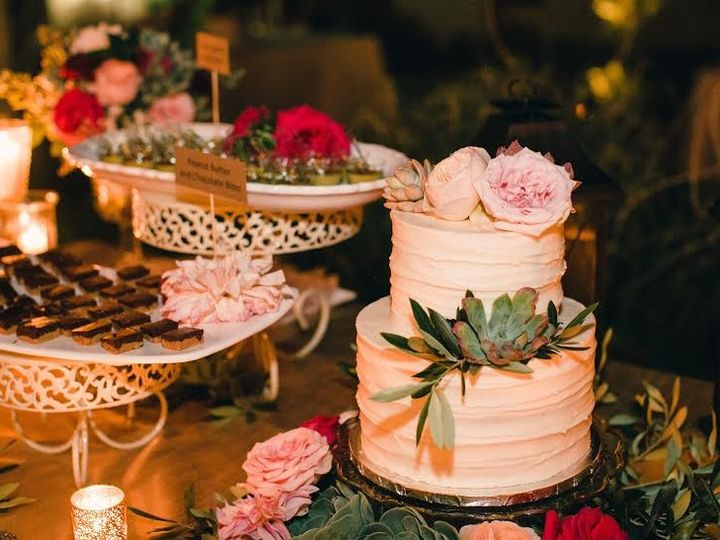 Tmx 1446493330289 Katie Zwick 2 Santa Barbara, California wedding cake