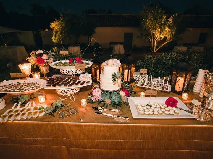 Tmx 1446493338235 Katie Zwick 3 Santa Barbara, California wedding cake