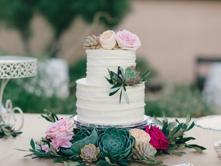 Tmx 1446493354676 Katie Zwick 5 Santa Barbara, California wedding cake