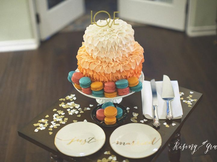 Tmx 1450818641708 22 Santa Barbara, California wedding cake