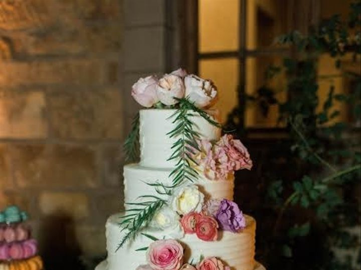 Tmx 1492197671185 Anna  Skylars Wedding 2016 Santa Barbara, California wedding cake