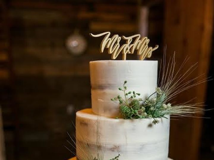 Tmx 1492197689905 Jennalee  Matt 1 Santa Barbara, California wedding cake