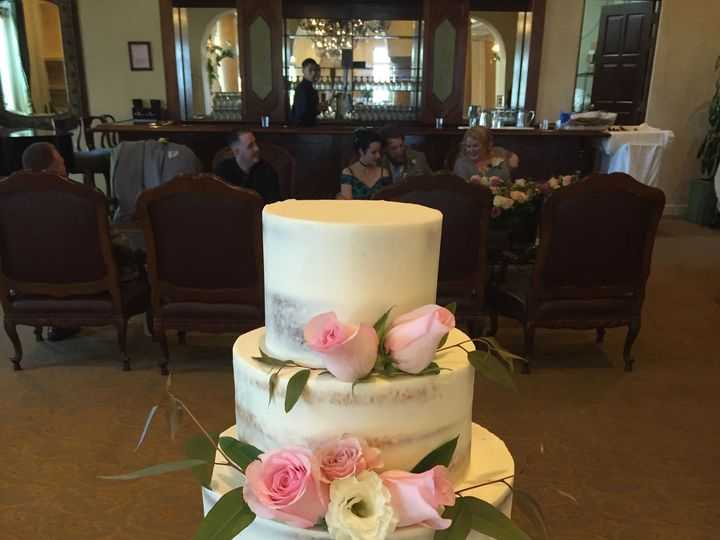 Tmx 1492197718653 3 Santa Barbara, California wedding cake