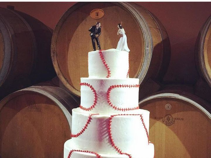 Tmx 1510178097789 175 Santa Barbara, California wedding cake