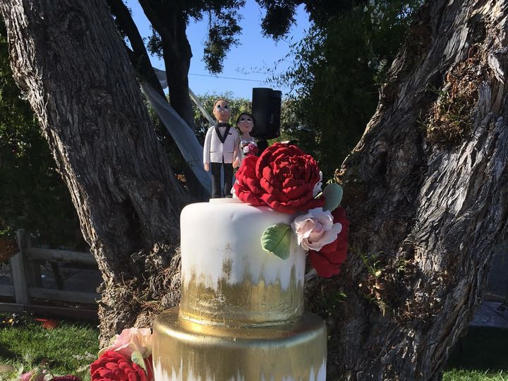 Tmx 1510178129850 230 Santa Barbara, California wedding cake