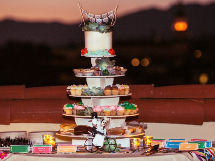 Tmx 385 51 658852 1566333645 Santa Barbara, California wedding cake