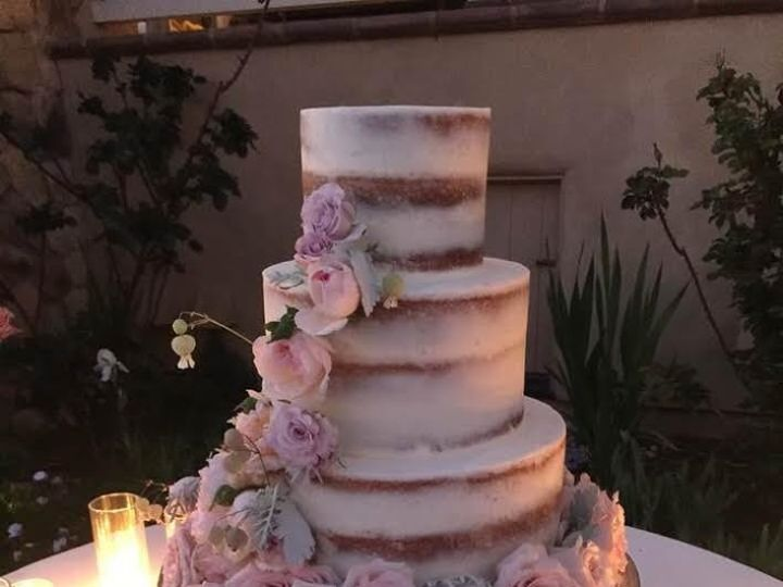 Tmx 390 51 658852 1566333657 Santa Barbara, California wedding cake
