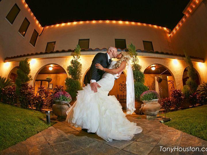 Tmx 1446049573602 Katie Courtyard Dip Houston, TX wedding venue