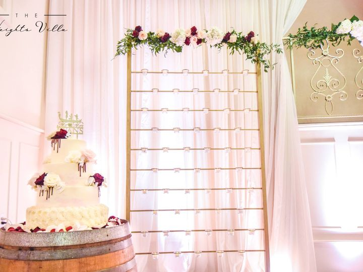 Tmx Web Flor Gbr Candle Wall 51 420952 159511544421450 Houston, TX wedding venue