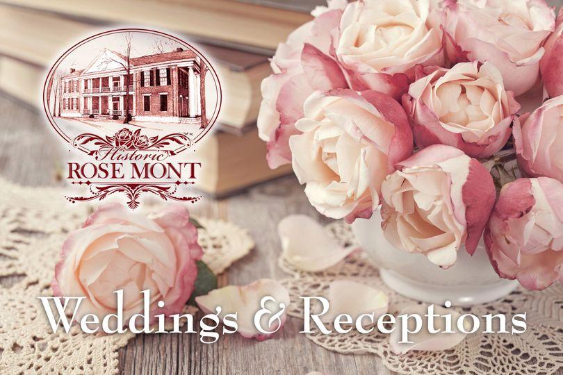 rosemont weddings