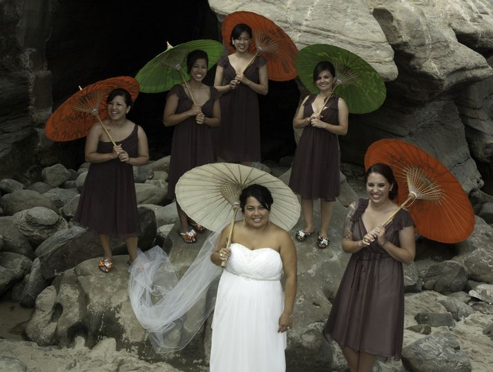 sophida with parasols
