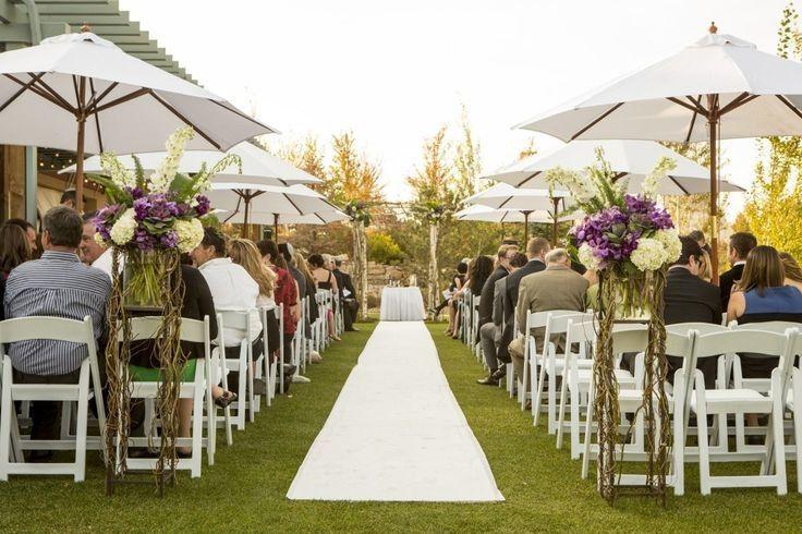 pavilion lawn ceremony west