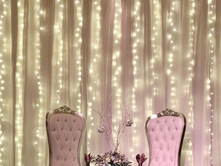 Tmx 1510335616539 Sweetheart Table And Twinkle Wall Broomfield, CO wedding venue