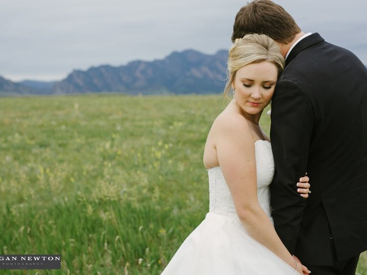 Tmx 1512677422008 Couple Picture In Grass With Photo Credit Broomfield, CO wedding venue