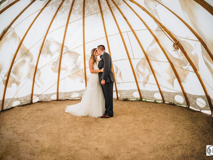 Tmx 1512677670173 Bg In Teepee With Photo Credit Broomfield, CO wedding venue