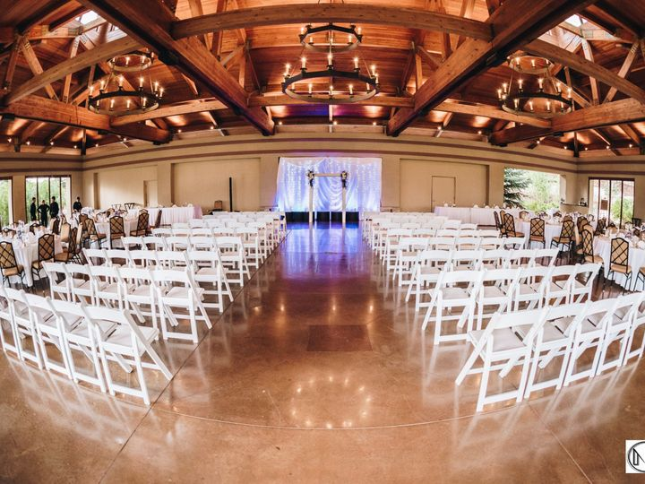 Tmx 1512677714887 Ceremony Between Tables With Photo Credit Broomfield, CO wedding venue