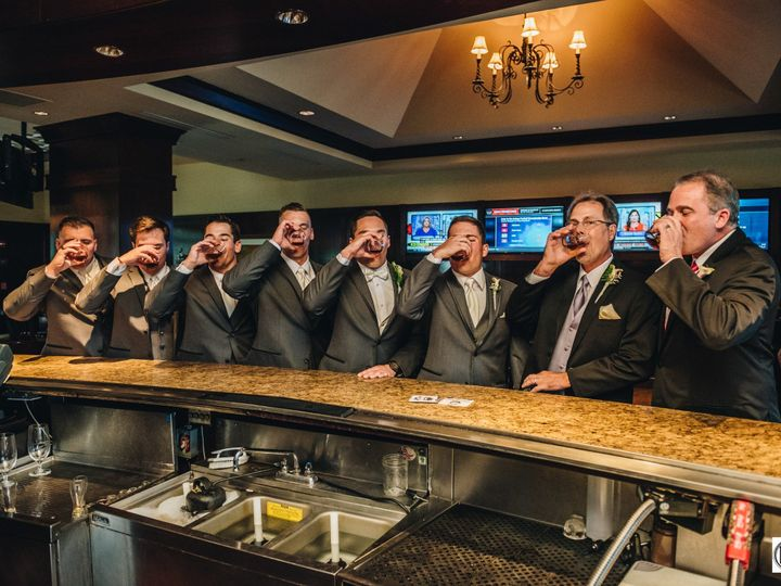Tmx 1512677871671 Groomsmen In Tap Room With Photo Credit Broomfield, CO wedding venue