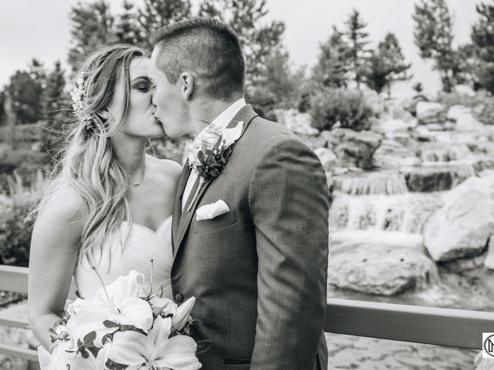 Tmx 1512677910383 Kiss In Front Of Waterfall With Photo Credit Broomfield, CO wedding venue