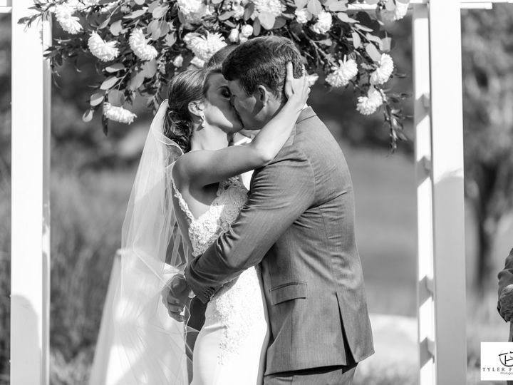 Tmx 1512678204155 Black And White Kissing At Alter With Photo Credit Broomfield, CO wedding venue
