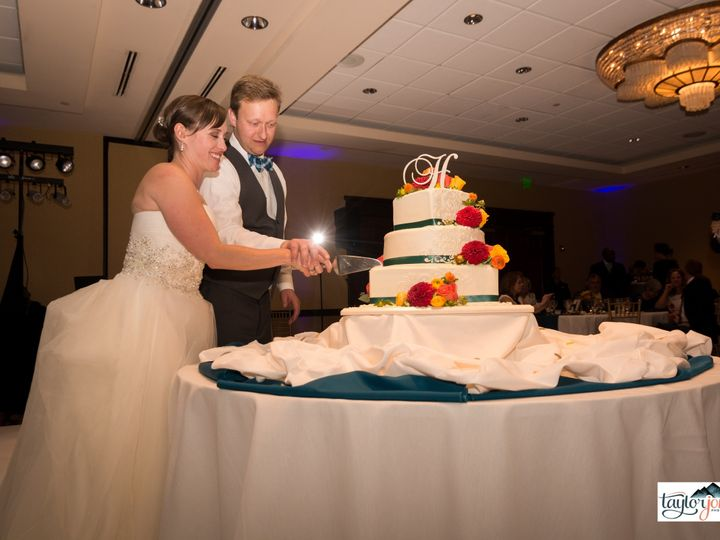 Tmx 1512678878933 Cake Cutting Photo In Centennial W. Photo Credit Broomfield, CO wedding venue