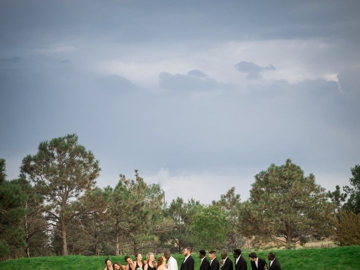 Tmx 1512774840958 Bridal Party Pond Reflection With Photo Credit Broomfield, CO wedding venue