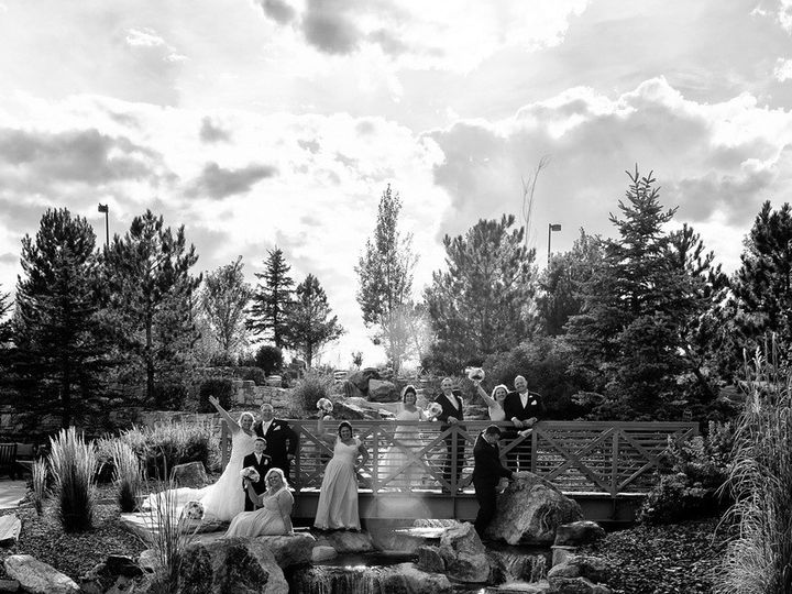 Tmx 1512775033948 Bridal Party On Bridge Broomfield, CO wedding venue