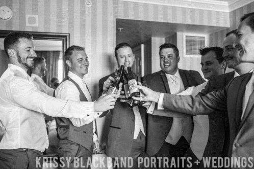 Tmx 1512775258713 Groomsmen Cheers With Photo Credit Broomfield, CO wedding venue