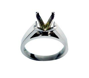 Flat Edge Cathedral Ring