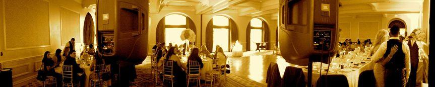 Wedding celebation