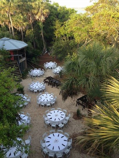 Pinwheel tables