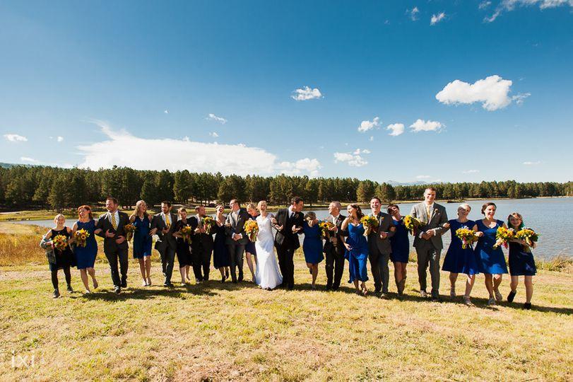 Monte Verde lake ceremony