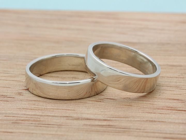 Tmx 1413589381433 Handmade Weddingbands 1 31 Port Townsend wedding jewelry