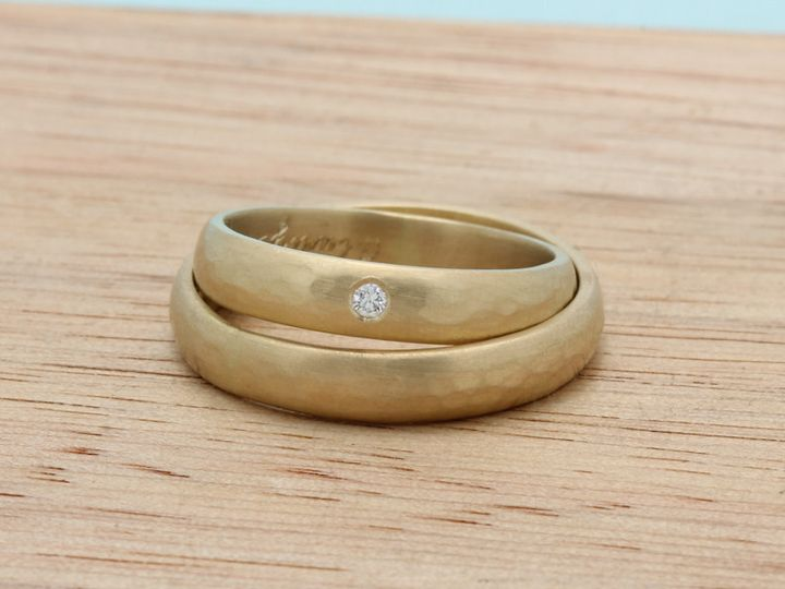 Tmx 1413589385413 Handmade Weddingbands 12 Port Townsend wedding jewelry